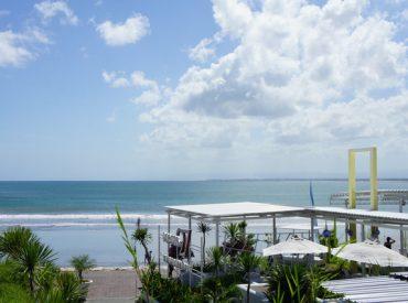 THE GANGSA 著名的服務   他們提供沙灘的日出早餐 有機會能在巴里島看日出  當然要來體驗一下