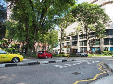烏節路是新加坡最熱鬧的商圈 這裡集合了各大百貨公司