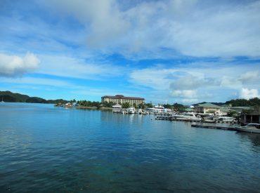 想要來帛琉這念頭  已經在腦海中盤算許久  今年總算有了實際的行動 喜歡海的我  怎能錯過這個美麗的島嶼呢