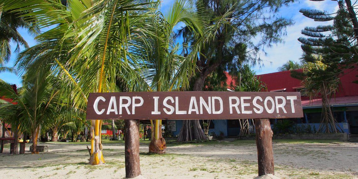 【帛琉 Palau】夜宿星象島體驗美麗原始的小島生活 Carp Island