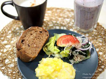 假日我常常會去找個舒服的小店吃早午餐 偶爾一個人在家 也會做個簡單又美味的早午餐 來分享一下我的簡單食譜  […]