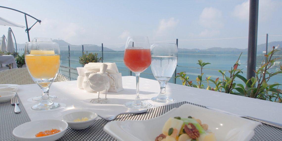 【南投 Nantou/Sun Moon Lake】日月潭雲品酒店雲月舫早餐  獨享日月潭的絕美風景 Fleur De Chine Hotel