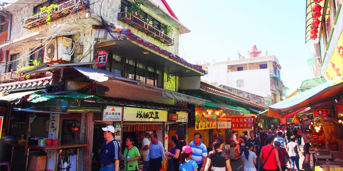 【台北 Taipei】金山溫泉美食之旅 逛金山老街 廣安宮金山鴨肉攤 Chinshan