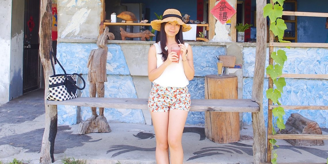 【花蓮 Hualien】遇見台11線的蔚藍 海浪cafe獨攬太平洋 / 那ㄜ哩岸木雕工作坊