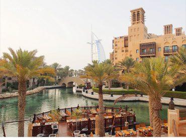 在杜拜的最後一天  我們逛了幾個知名的城市景點 搭著捷運輕軌漫遊城市  一邊欣賞杜拜的城市風景