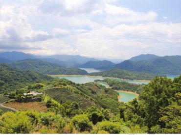 之前網路盛傳的台灣36個秘境  其中之一就是石碇的千島湖 耳聞千島湖已久  看到相片時驚呼台北居然有這麼一個私房美景