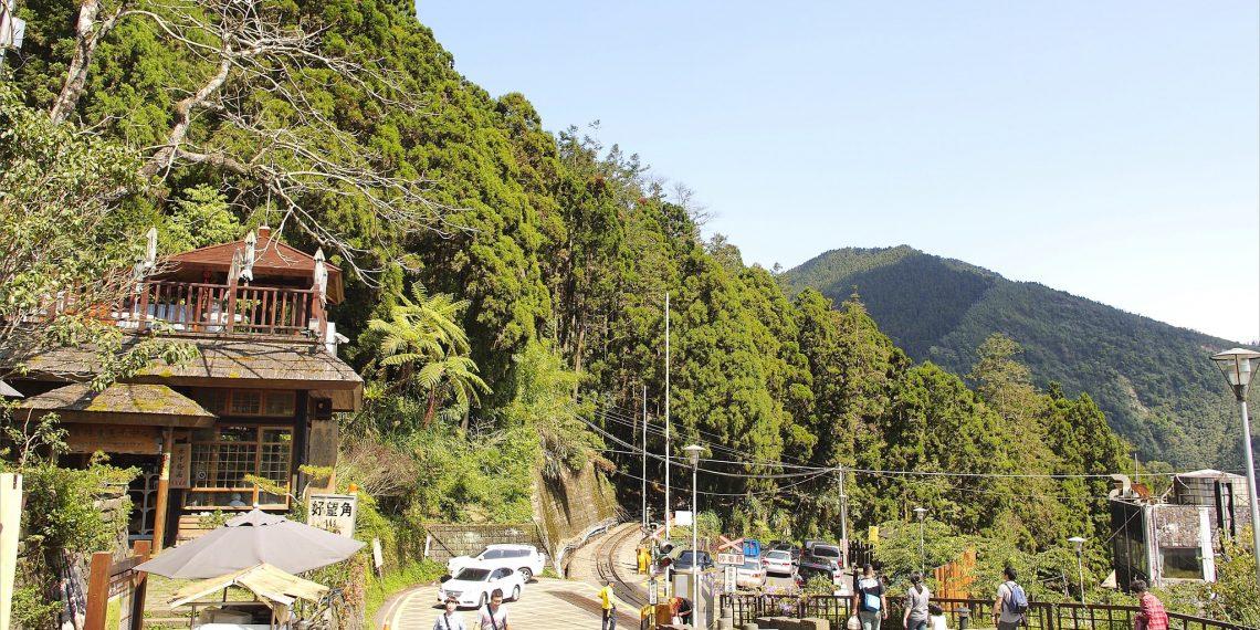 【嘉義 Chiayi】奮起湖老街森林小旅行 懷舊鐵路便當 喝咖啡欣賞阿里山風光