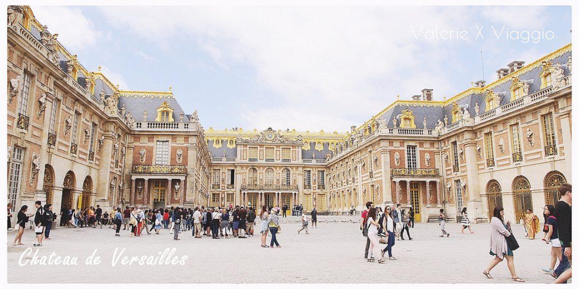 【巴黎 Paris】走進巴黎400年的古典奢華 歐洲最豪華皇宮凡爾賽宮 Château de Versailles