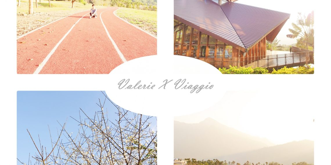 【高雄 Kaohsiung】那瑪夏民權國小賞梅 群山環繞台灣最美操場 讓世界驚豔的綠建築