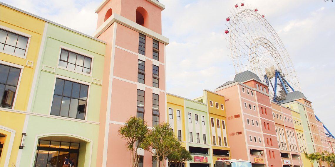 【台中 Taichung】麗寶OUTLET MALL 結合購物與遊樂 義大利小鎮風的中台灣購物中心
