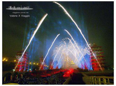 今年慶祝佛光山開山50週年  活動多了3D光雕祈福