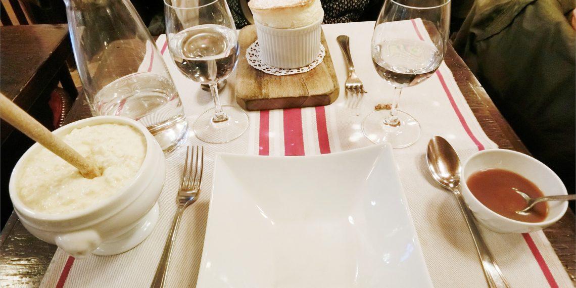 【巴黎 Paris】La Régalade平價法式套餐小酒館 美味甜點舒芙蕾米布丁 曼妙舌尖的法式饗宴