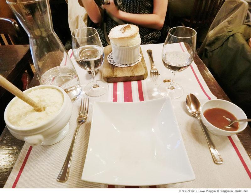 巴黎法式餐館 @薇樂莉 Love Viaggio | 旅行.生活.攝影
