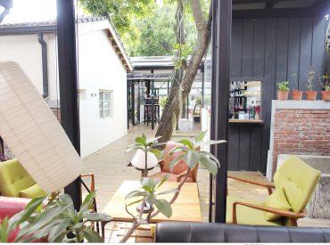 屏東勝利新村一帶有很多老眷村餐廳 這裡的房子帶著濃濃的日式風格  庭院式建築走進來覺得特別幽靜 今天來拜訪的是位於康定街的日食糖224文化創意生活