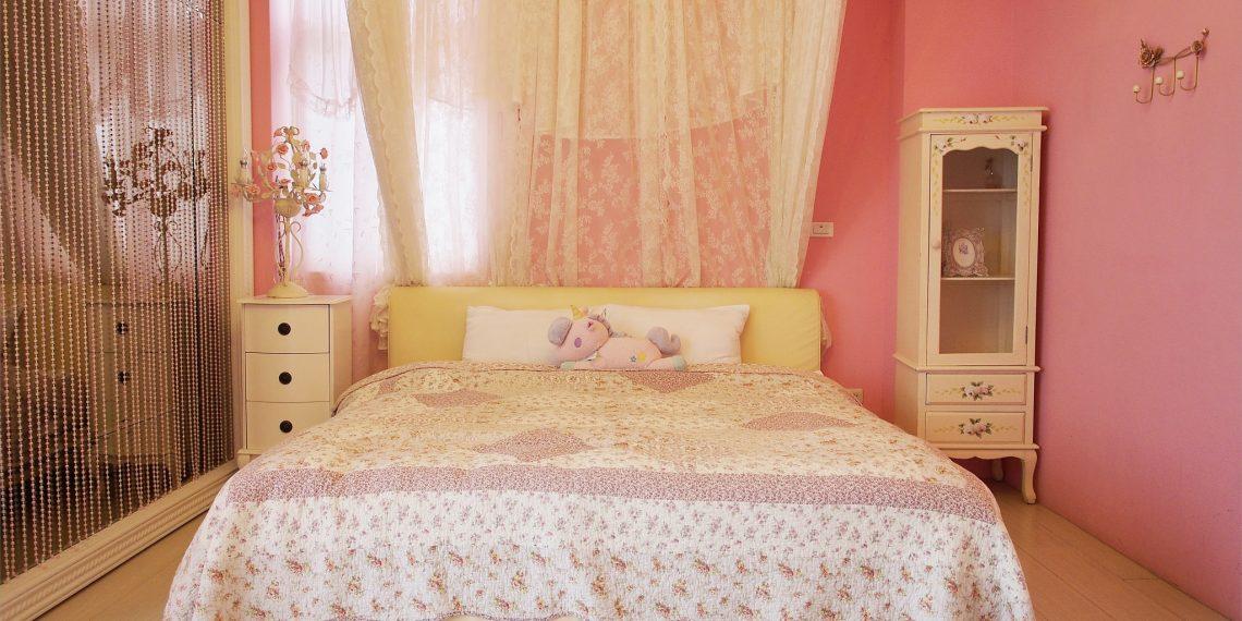 【台東 Taitung】安琪拉公主民宿 浪漫粉紅色調 鄰近台東火車站的實惠住宿