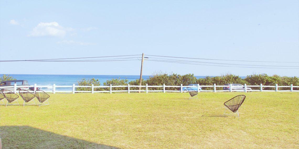 【墾丁 Kenting】+樂水 Hotel de Plus 墾丁最南邊海角佳樂水 海景祕境咖啡放空