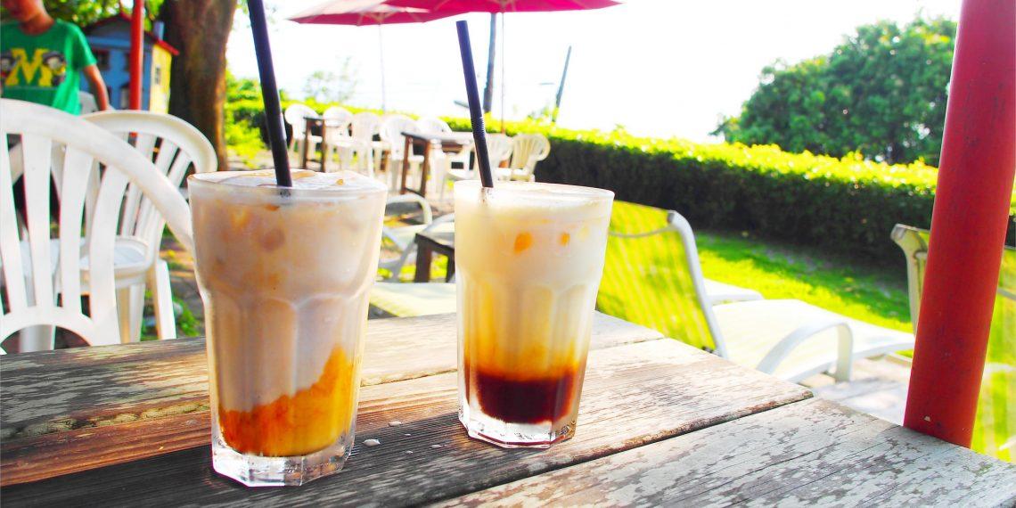 【高雄 Kaohsiung】海山咖啡 柴山後花園戶外咖啡  眺望西子灣的海景午後