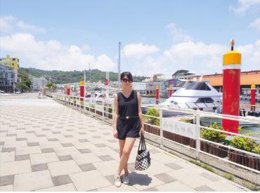 旅行中習慣帶一雙舒適的鞋  跟著我走過台灣大小地方和世界各地 有時候路途遙遠  或是遇上交通不便  或者捨棄了交通工具步行欣賞沿途風景