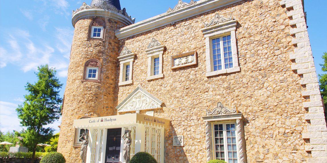 【花蓮 Hualien】雪雲城堡民宿 早晨從城堡甦醒 走進童話中的世界 Castle of Hsuehyun B&B