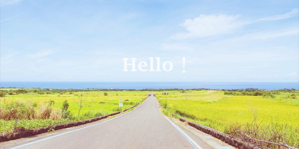 【台東 Taitung】長濱長光梯田謐景 金剛大道 綿延金黃稻田的盡頭是蔚藍太平洋