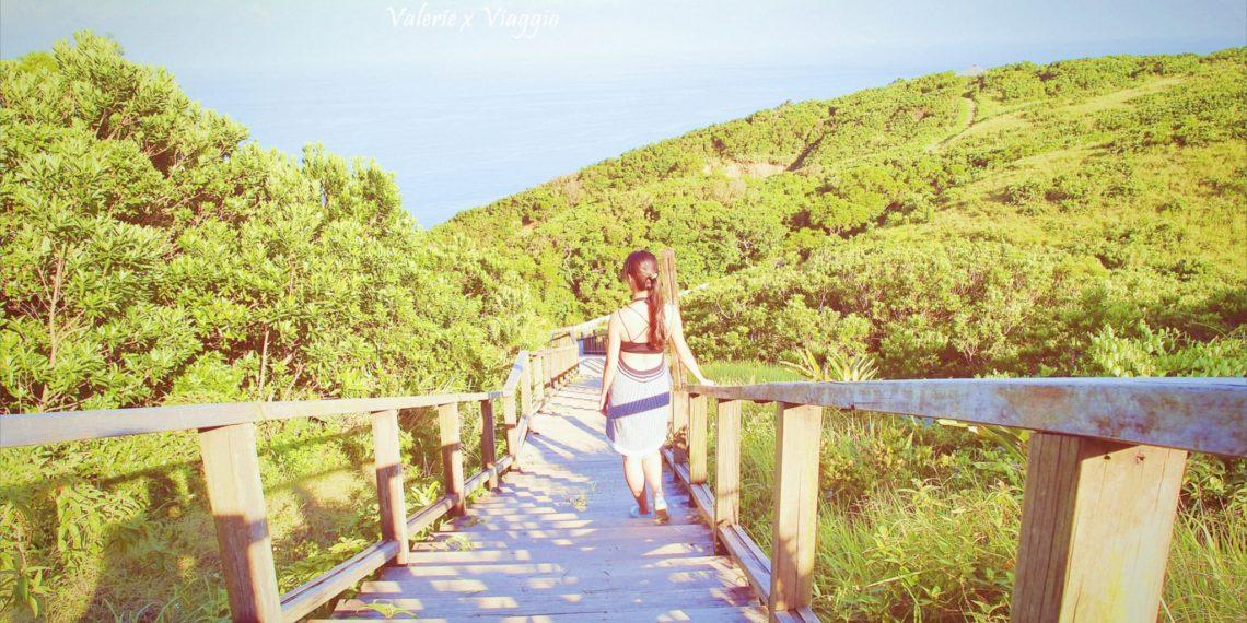 【屏東 Pingtung】牡丹鄉旭海大草原 眺望恆春半島 一望無際的南太平洋