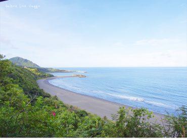 金樽咖啡位於至高處  擁有無敵好視野可以眺望東河的海岸線
