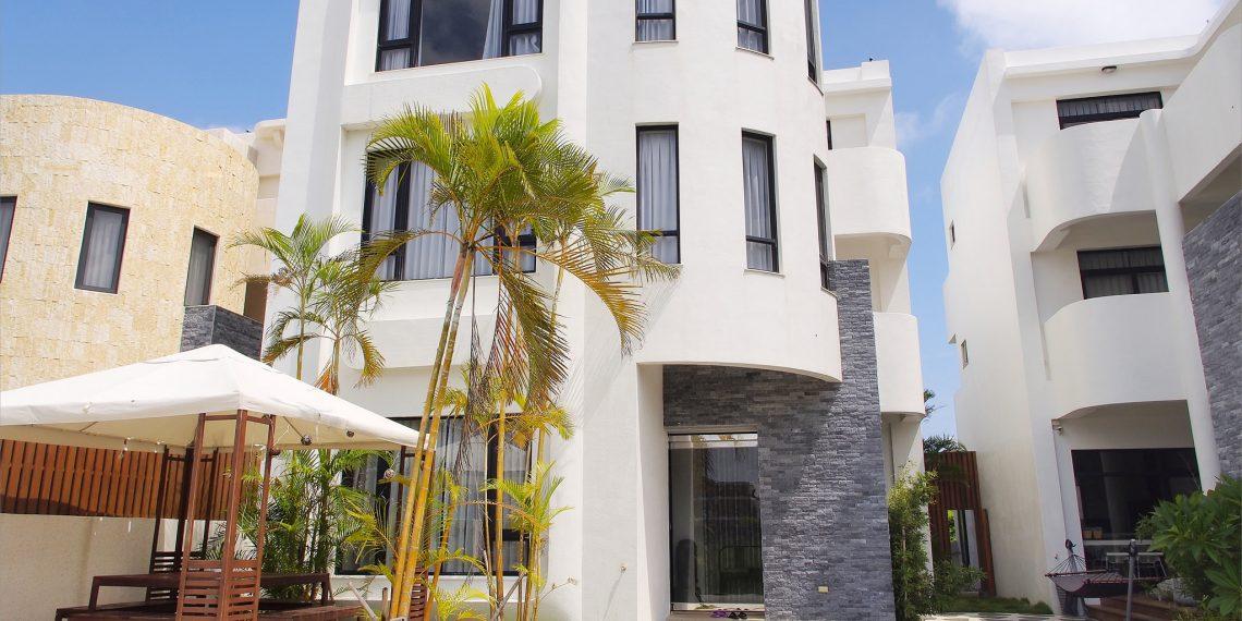 【澎湖 Penghu】樂圖漫遊會館 純白建築與海洋風格設計房間 馬公民宿Day2