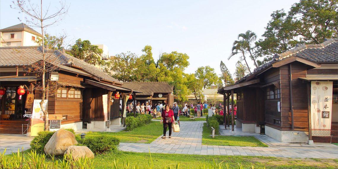 【嘉義 Chiayi】檜意森活村 走進日本小京都 日式懷舊復古建築的時光小旅行 Hinoki Village