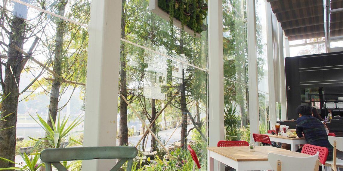 【高雄 Kaohsiung】沙丘南特 Succulent 早晨在愛河畔與綠色植物氛圍中的早午餐