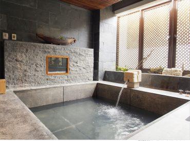 前一陣子有機會去了兩次谷關 前後住了水舞谷關和惠來谷關  兩者都打造了峇里島式的悠閒風格