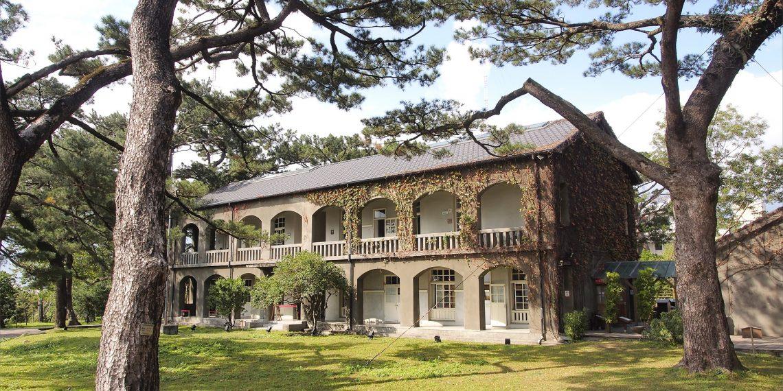 【花蓮 Hualien】松園別館 松林圍繞的日式老建築 午後下午茶時光 Pinegarden