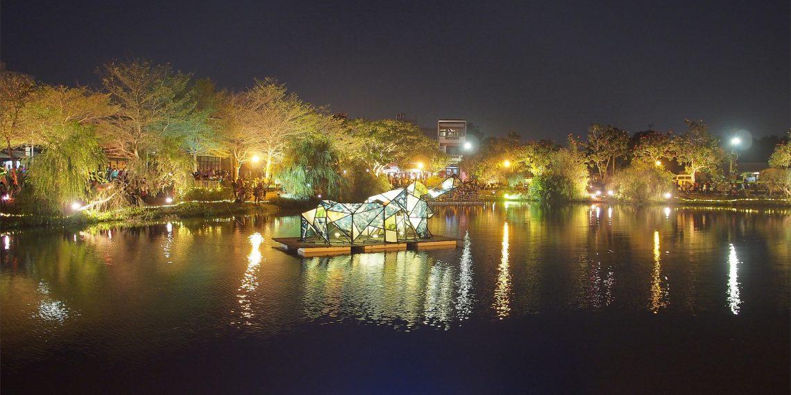 【台南 Tainan】2015鹽水月津港燈節 熱鬧元宵一場夜的饗宴 Lantern Festival