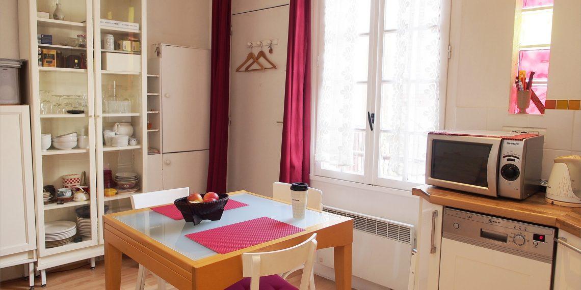 【巴黎 Paris】日安巴黎小公寓 15區鄰近塞納河與艾菲爾鐵塔 Airbnb日租公寓