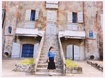 今天來拜訪的是百年古蹟的日本海軍鳳山無線電信所 古蹟位於海軍明德訓練班內  不過已經裁撤 現在列為文化資產並開放給民眾免費參觀