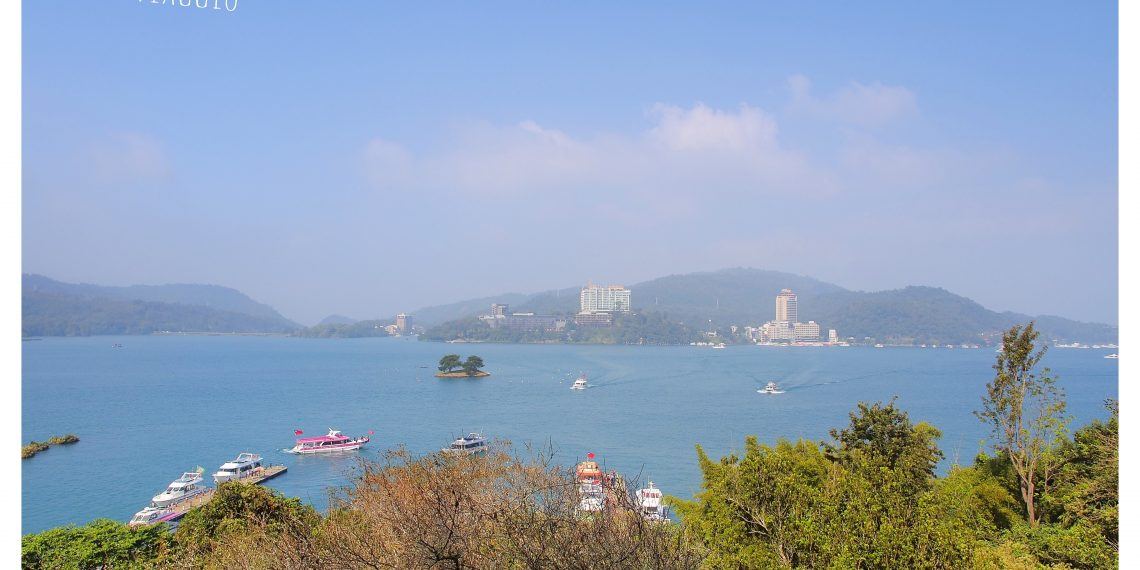 【南投 Nantou】老方式遊日月潭 搭船欣賞早晨的湖光山色 阿婆茶葉蛋 伊達邵碼頭