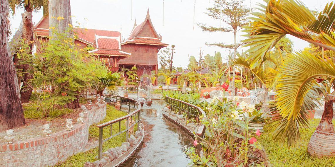 【屏東 Pingtung】泰國高腳屋  好像來到泰國的南洋風情戶外餐廳