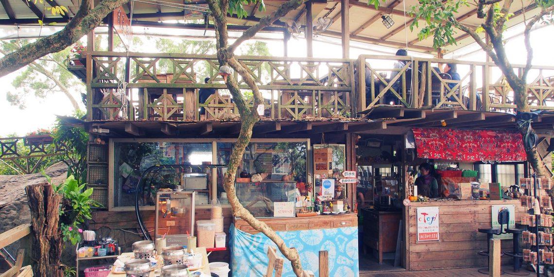 【台南 Tainan】東山咖啡餐廳大鋤花間 品嚐好咖啡欣賞山野風光 Dongshan Coffee