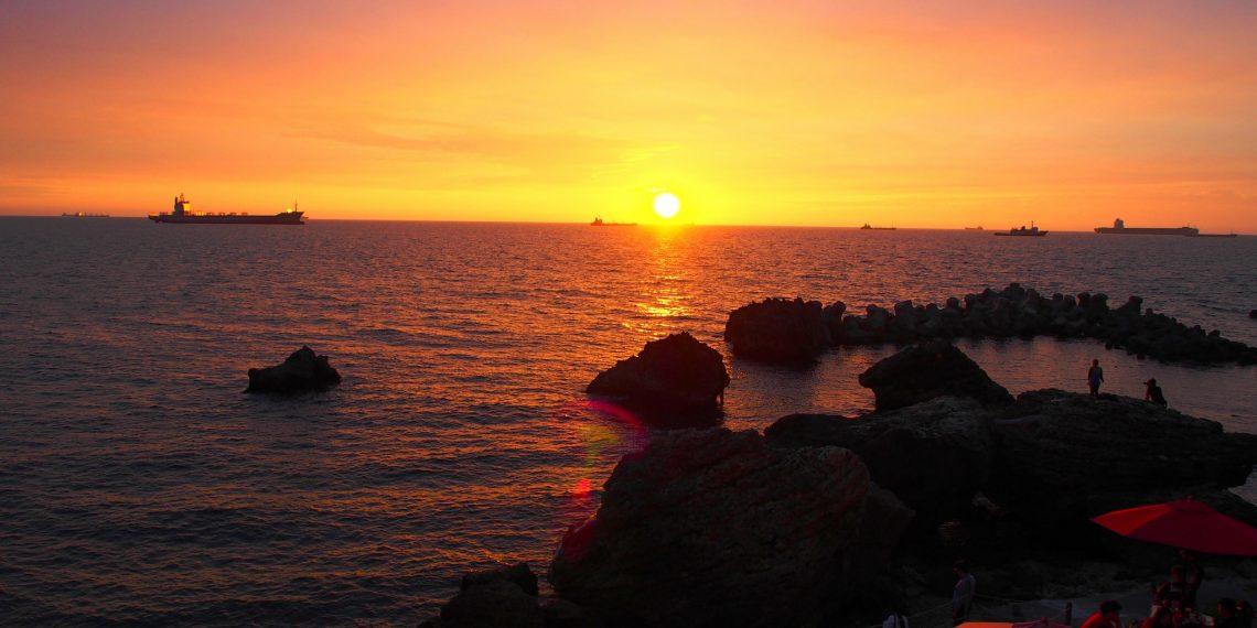 【高雄 Kaohsiung】海洋天堂歐風餐館 Escape 41 欣賞西子灣夕陽的絕佳餐廳