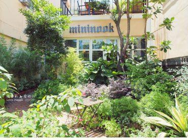 又發現一間高雄的特色早午餐廳 優雅的歐風建築  就隱藏在四維路上的一座小花園裡