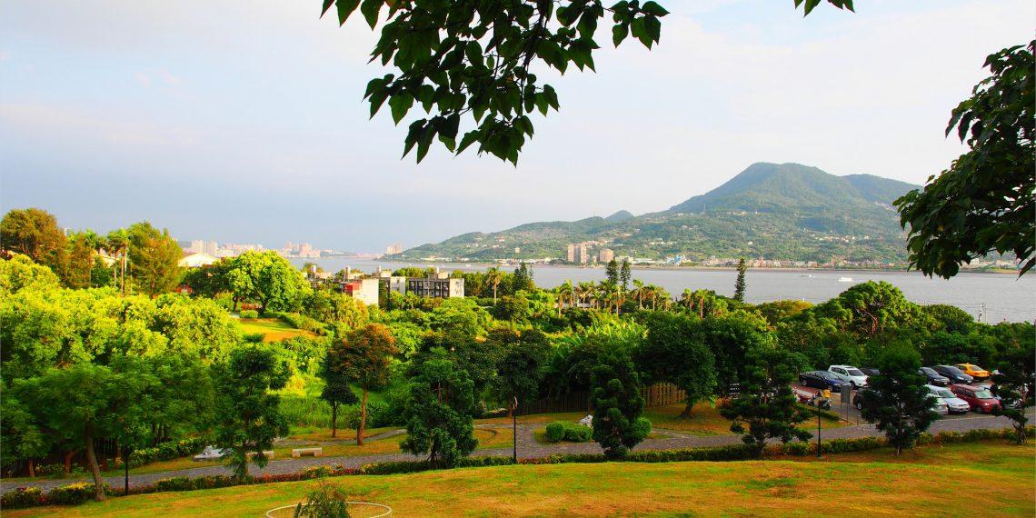 【台北 Taipei-Tamsui】眺望淡水河畔的絕佳視野 媽媽嘴咖啡淡水樂活店