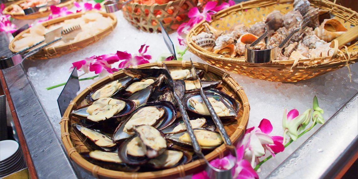 【台北 Taipei】泰市場 – 晶華酒店集團泰式海鮮自助餐 Thai food Buffet