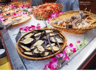 泰市場是晶華酒店旗下的餐廳  來吃過一次後就印象深刻   趁著星期一的優惠跟慶祝紀念日  我們又再次來光顧