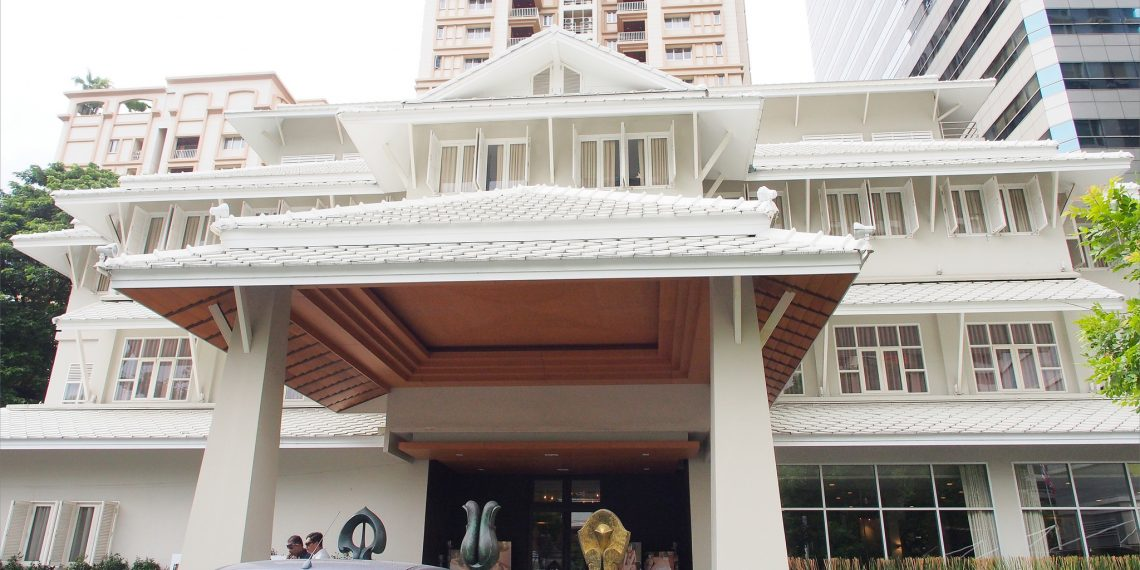 【泰國 Thailand】曼谷CP值高的按摩推薦 Health Land 捷運ASOKE站