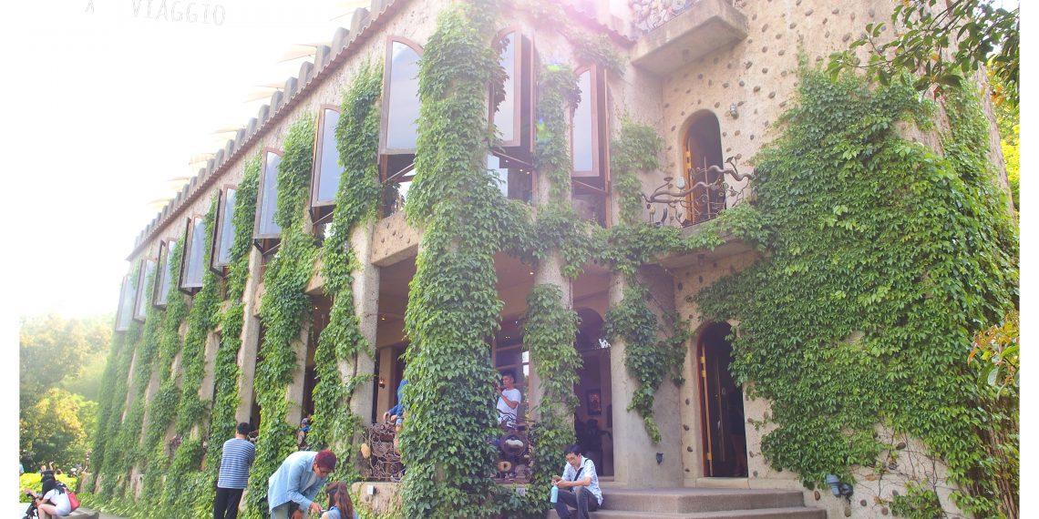 【苗栗 Miaoli】天空之城 座落山林的童話古堡 天堂古堡 鳥人餐廳戶外下午茶