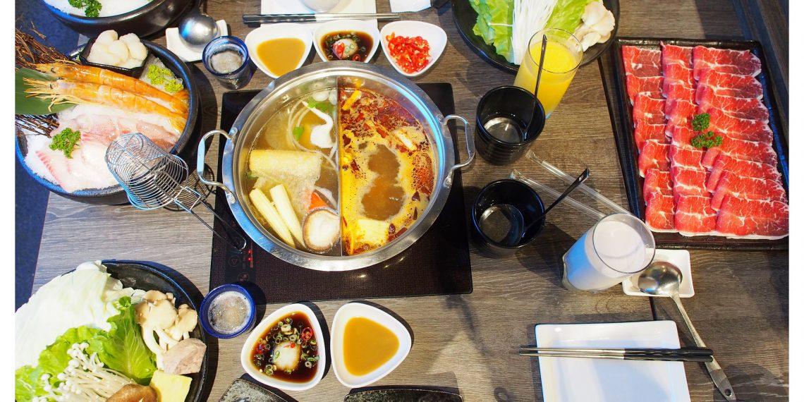 【高雄 Kaohsiung】聚北海道昆布鍋 高雄夢時代店 豐盛質感的和風鍋物套餐