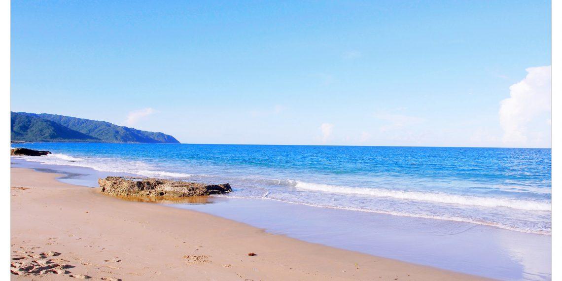 【墾丁 Kenting】砂島貝殼白沙灘 滿州沙灘 墾丁南島的靜謐沙灘分享