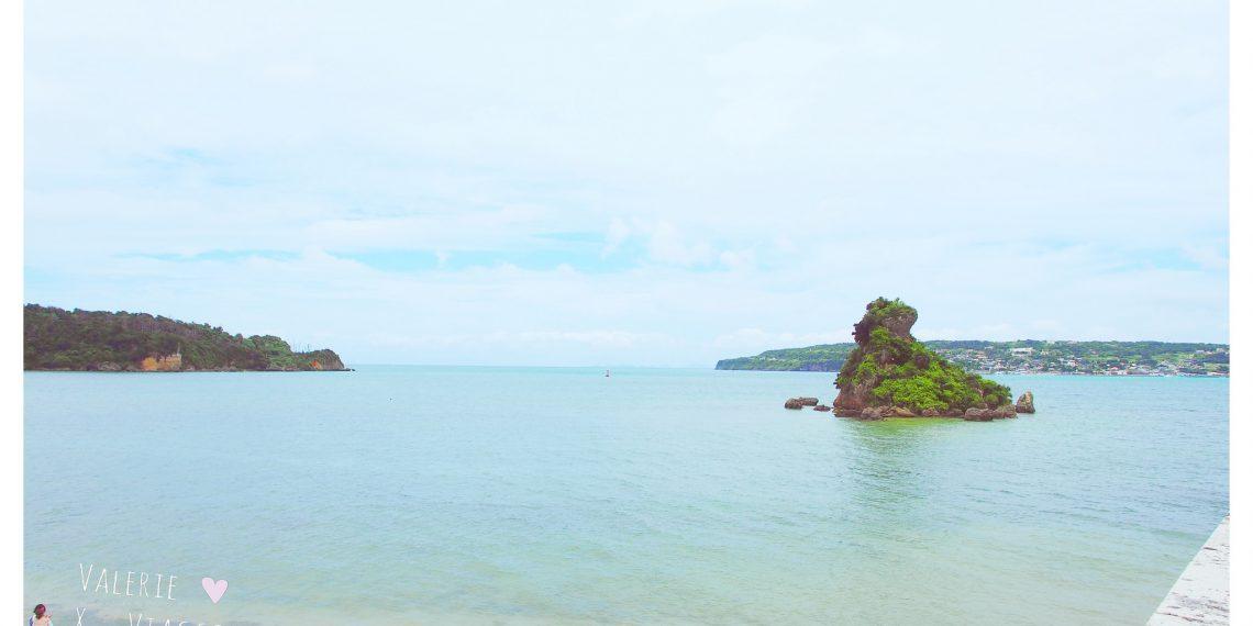 【沖繩 Okinawa】北部島嶼 古宇利小島跨海大橋 純淨白沙灘 午餐海之家YOSHIKA海鮮丼飯