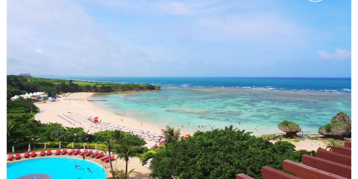 【沖繩 Okinawa】Alivila日航酒店無敵海景沙灘教堂 西班牙南歐渡假風Nikko Alivila