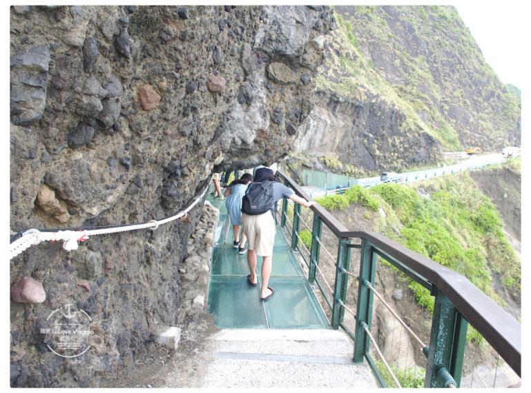 【花蓮 Hualien】親不知子斷崖玻璃天空步道 體驗走在懸崖峭壁上的驚險古道