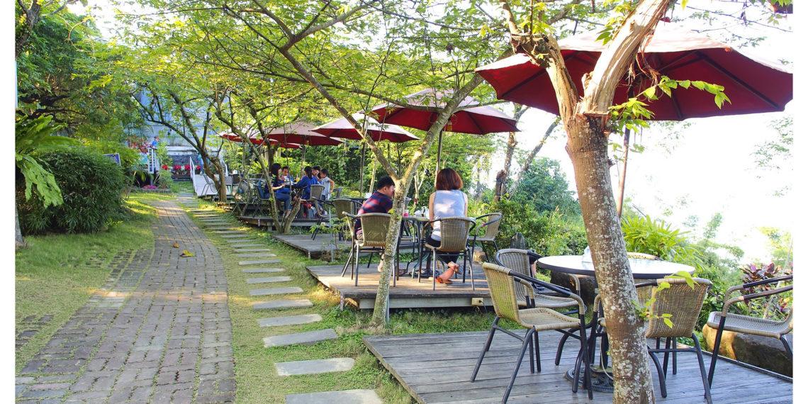 【台南 Tainan】玉井瑪莎園景觀餐廳 露天森林下午茶 俯瞰虎頭山腳下風光